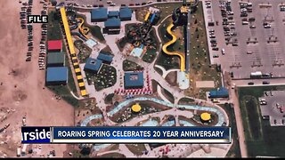 Roaring Springs celebrates 20 year anniversary
