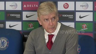 Jack Wilshere has ankle ligament injury - Wenger - Video