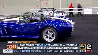2018 motor trend international auto show - Video