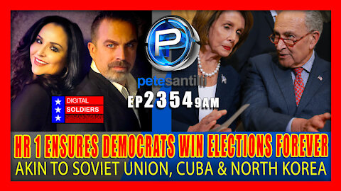 EP 2354-9AM HR-1 ELECTIONS 'AKIN TO OLD SOVIET UNION, CUBA & NORTH KOREA'