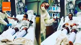 Teen Dancing After Heart Transplant