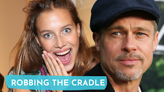 Brad Pitt Dating YOUNGER Angelina Jolie LOOKALIKE! Details REVEALED!