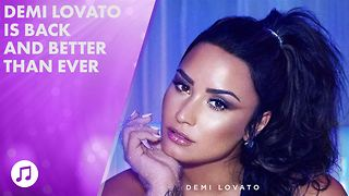 Demi Lovato's new song is for all the haters - Video