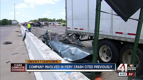 Missouri truck driver arrested in Indiana crash that killed woman, twin daughters