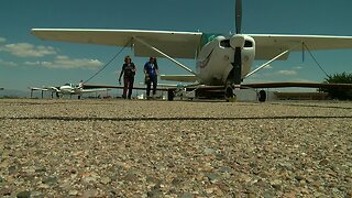 Mother, daughter pilots encourage others at Cochise College