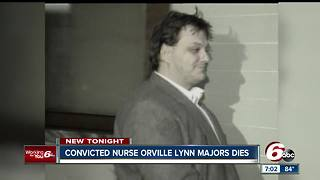 Indiana serial killer Orville Lynn Majors dies in prison