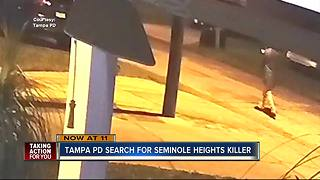 Tampa Police search for killer - Video