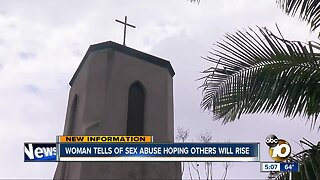 San Diego woman accuses Monsignor of sexual abuse