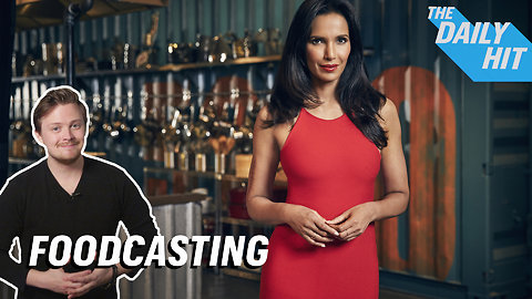 How Padma Lakshmi Cooks With Cereal