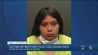 TPD: Teen charged in deadly motorcycle crash near northwest side