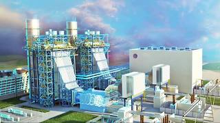 DTE Energy breaks ground on $1 billion natural gas plant in St. Clair Co.