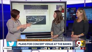 Insider Report: New concert venue coming to The Banks - Video