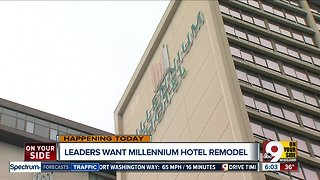 Cincinnati City Council could form task force in effort to remodel Millennium Hotel