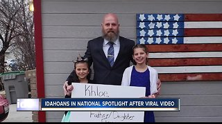Four Idahoans in the national spotlight after viral video