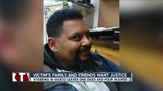 Wasco victim's family and friends want justice - Video