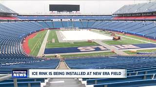 Transforming New Era Field - Video
