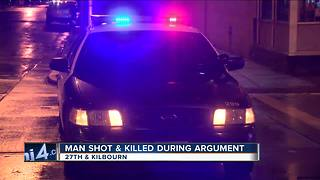 35-year-old man shot, killed during argument on Milwaukee's north side - Video