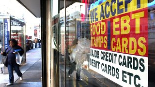 The Trump Administration Wants To Toughen Food Stamp Requirements - Video