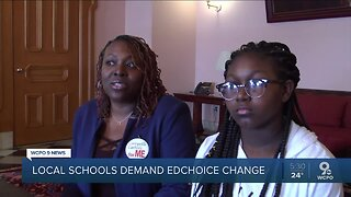 Parents, teachers rally for and against EdChoice changesEdChoice