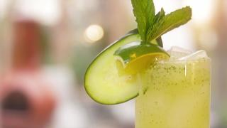 Cucumber Mojitos - Video