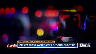 Las Vegas officer involved in off-duty shooting no longer with department - Video