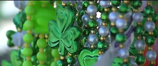 HAPPENING TODAY: Downtown Las Vegas starts St. Patrick's Day celebrations
