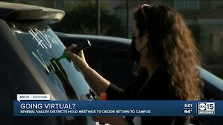 Arizona schools going virtual?