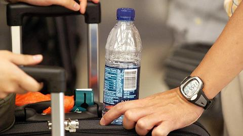 This Travel Hack Will Let You Transport Your Favorite Beverage Through Security