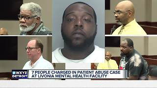 Workers at Livonia facility charged with abuse of 3 mental health patients