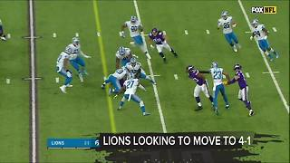 7 Sports Cave: Guys talk Lions - Video