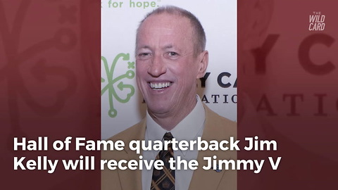 Bills Legend Jim Kelly To Be Honored With Jimmy V Award For Perseverance