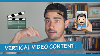3 facts to consider when making vertical videos - Video