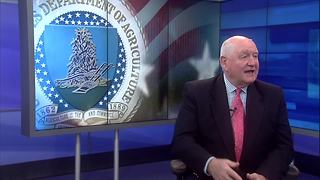 U.S. Secretary of Agriculture Sonny Perdue talks with ABC15 about immigration, taxes and jobs - Video