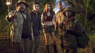 'Jumanji' Finds Its Way Back To No. 1 During A Slow Super Bowl Weekend