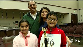 Spelling Bee Champion Crowned