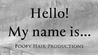 Hello! My name is....