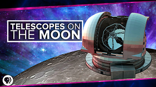 S2 Ep43: Telescopes on the Moon - Video