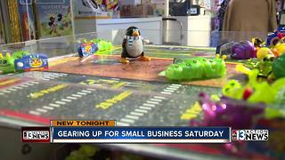 Small businesses gearing up for holiday shoppers - Video