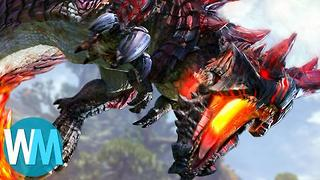 Another Top 10 Monster Hunter Monsters - Video