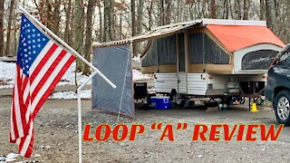Fall Creek Falls State Park Campground A Loop