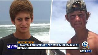 2 years since Austin and Perry disappeared - Video