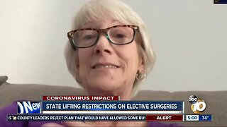 State to begin lifting restrictions on elective surgeries