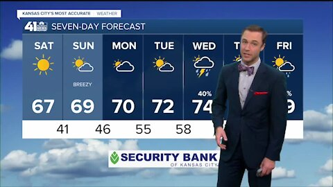 41 Action Weather Forecast Update