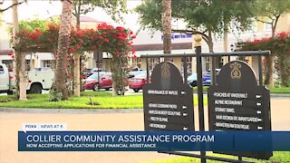 Collier Community Assistance Program applications open Monday