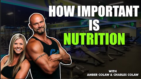 HOW IMPORTANT IS NUTRITION❓❓