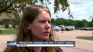 FEMA to tour flood-ravaged areas to determine if aid is needed - Video