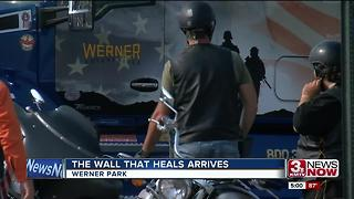 Traveling Vietnam Wall: The Wall That Heals - Video
