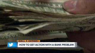 Call 4 Action: How to get action with a bank problem