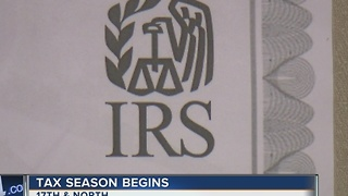 Local organizations providing free tax help - Video