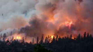 More Evacuation Ordered as Colorado's 416 Fire Grows Dramatically - Video